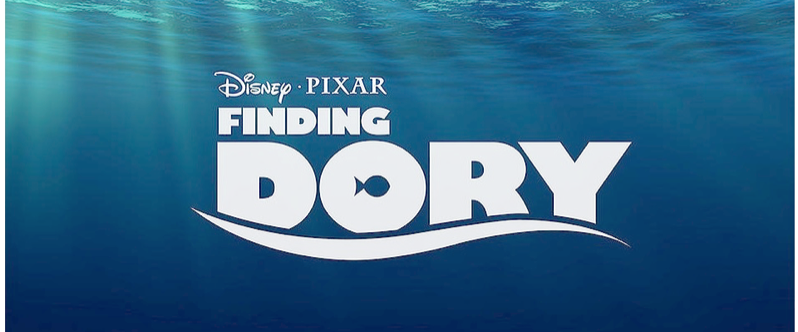 Finding Dory Countdown Timer