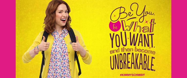 Unbreakable Kimmy Schmidt Countdown Clock