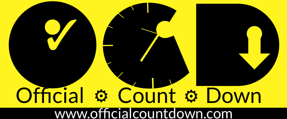search results for countdown clock 2015